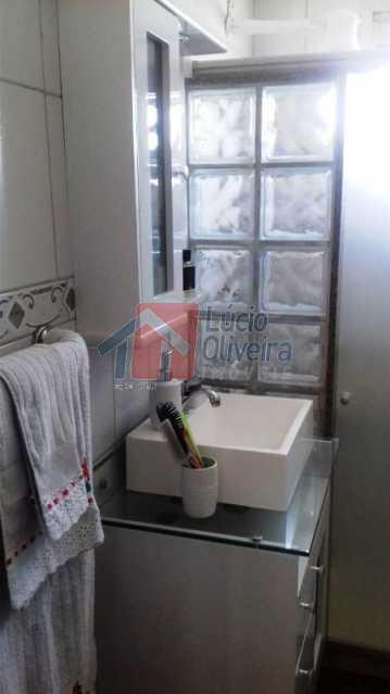 9 banheiro social. - Apartamento 2 quartos à venda Vila da Penha, Rio de Janeiro - R$ 420.000 - VPAP20962 - 14