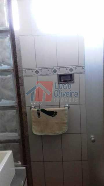 10 Banheiro. - Apartamento 2 quartos à venda Vila da Penha, Rio de Janeiro - R$ 420.000 - VPAP20962 - 15