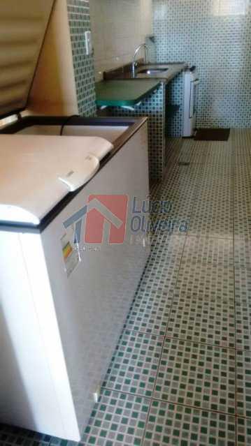 14 cozinha salão festas. - Apartamento 2 quartos à venda Vila da Penha, Rio de Janeiro - R$ 420.000 - VPAP20962 - 19