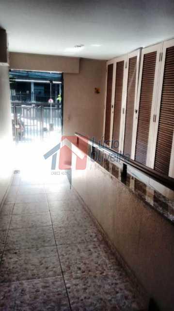 17 Entrada serviço. - Apartamento 2 quartos à venda Vila da Penha, Rio de Janeiro - R$ 420.000 - VPAP20962 - 22