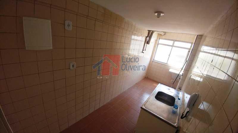 10 cozinha - Apartamento à venda Rua Baronesa,Praça Seca, Rio de Janeiro - R$ 159.000 - VPAP20968 - 11