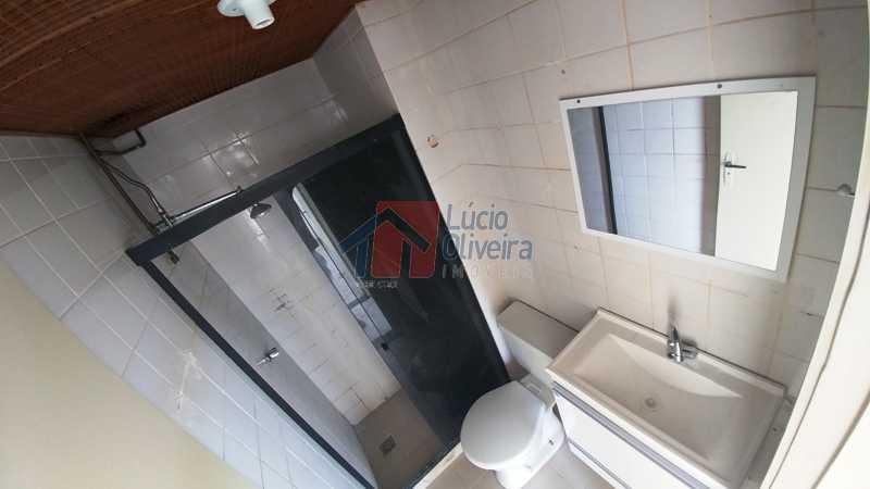 12 banheiro - Apartamento à venda Rua Baronesa,Praça Seca, Rio de Janeiro - R$ 159.000 - VPAP20968 - 12