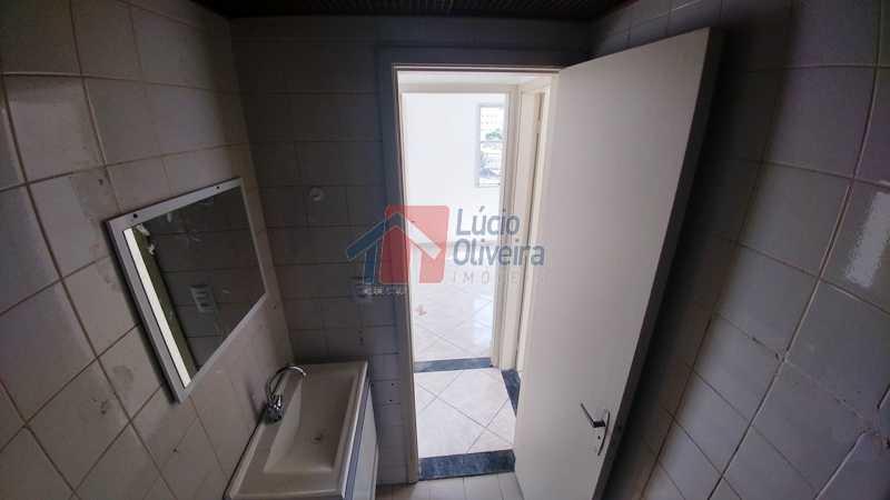13 banheiro 5 - Apartamento à venda Rua Baronesa,Praça Seca, Rio de Janeiro - R$ 159.000 - VPAP20968 - 13