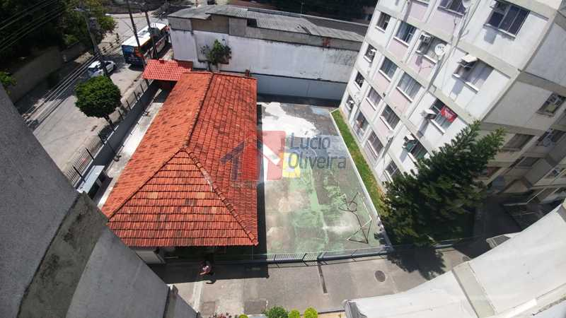 14 Quadra esportes - Apartamento à venda Rua Baronesa,Praça Seca, Rio de Janeiro - R$ 159.000 - VPAP20968 - 14