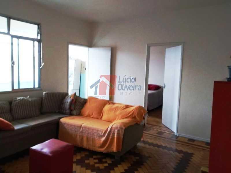 1 SALA - Apartamento À Venda - Vista Alegre - Rio de Janeiro - RJ - VPAP30222 - 1