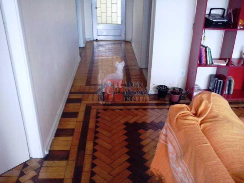 3 CIRCULAÇÃO - Apartamento À Venda - Vista Alegre - Rio de Janeiro - RJ - VPAP30222 - 4