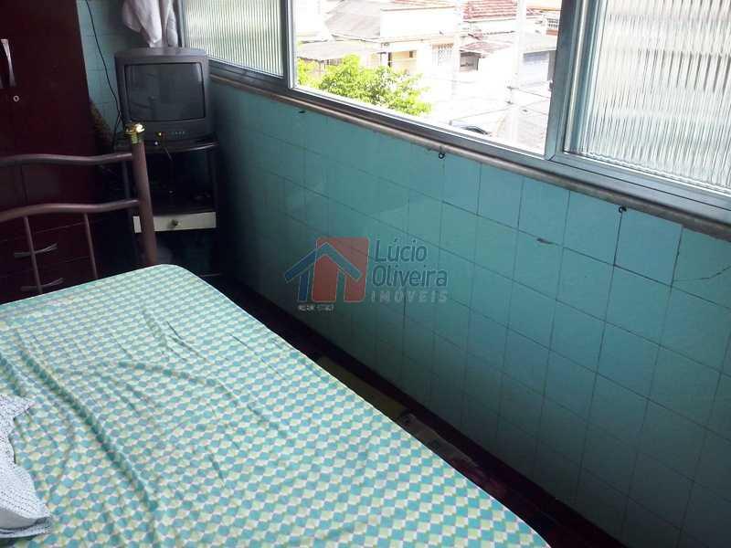 9 QUARTO - Apartamento À Venda - Vista Alegre - Rio de Janeiro - RJ - VPAP30222 - 10