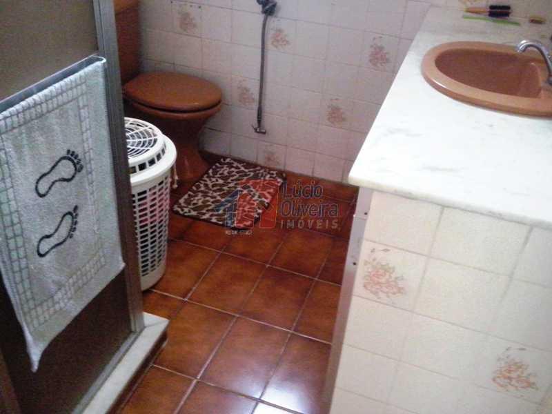 12 BANHEIRO - Apartamento À Venda - Vista Alegre - Rio de Janeiro - RJ - VPAP30222 - 13