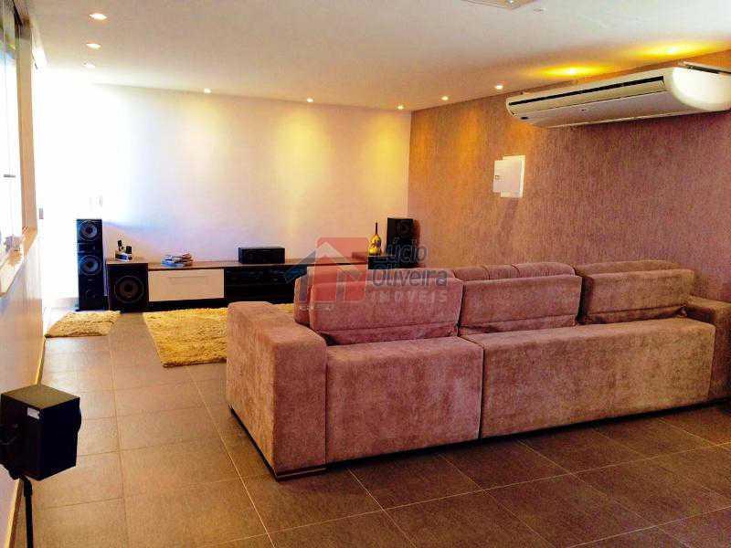 3 Sala som e video - Magnífica Residência, 3qtos(sendo 1 suíte). Ac. Financiamento - VPCA30124 - 4