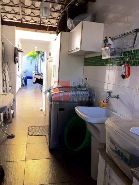 21 lavanderia - Magnífica Residência, 3qtos(sendo 1 suíte). Ac. Financiamento - VPCA30124 - 23