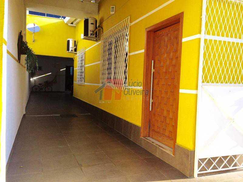 25 entrada principal - Magnífica Residência, 3qtos(sendo 1 suíte). Ac. Financiamento - VPCA30124 - 27