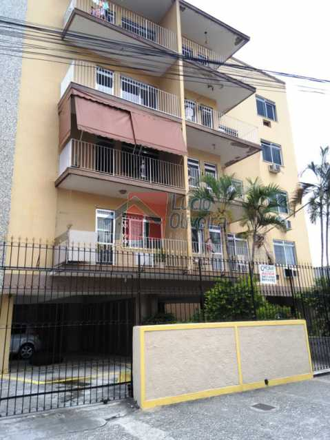 1 Fachada - Apartamento 2 quartos. Aceita Financiamento e Fgts. - VPAP20972 - 1