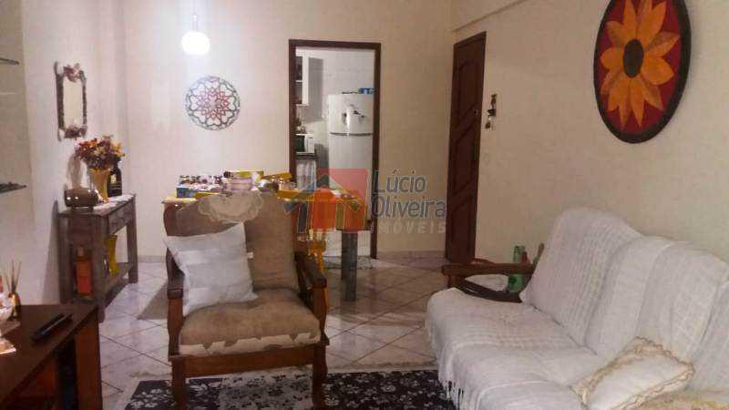 01-Sala 2. - Apartamento À Venda - Vila da Penha - Rio de Janeiro - RJ - VPAP30226 - 1