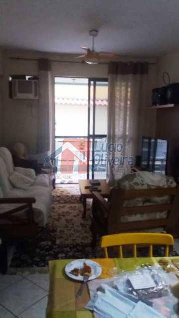 01-Sala. - Apartamento À Venda - Vila da Penha - Rio de Janeiro - RJ - VPAP30226 - 3
