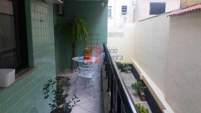 03-Varanda 2. - Apartamento À Venda - Vila da Penha - Rio de Janeiro - RJ - VPAP30226 - 4