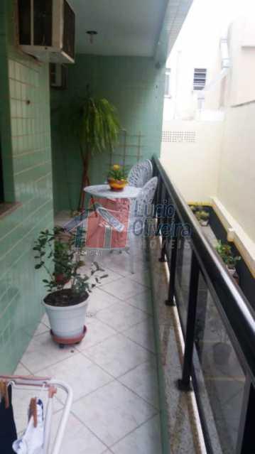 03-varanda. - Apartamento À Venda - Vila da Penha - Rio de Janeiro - RJ - VPAP30226 - 5