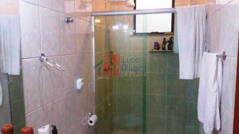 08-Banheiro  suíte. - Apartamento À Venda - Vila da Penha - Rio de Janeiro - RJ - VPAP30226 - 10