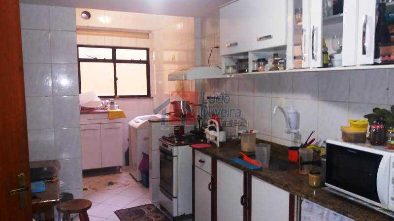 12-Cozinha com área de servi? - Apartamento À Venda - Vila da Penha - Rio de Janeiro - RJ - VPAP30226 - 16