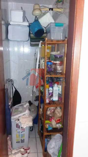 15-banheirode serviço. - Apartamento À Venda - Vila da Penha - Rio de Janeiro - RJ - VPAP30226 - 19