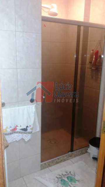 17-Banheiro social. - Apartamento À Venda - Vila da Penha - Rio de Janeiro - RJ - VPAP30226 - 21