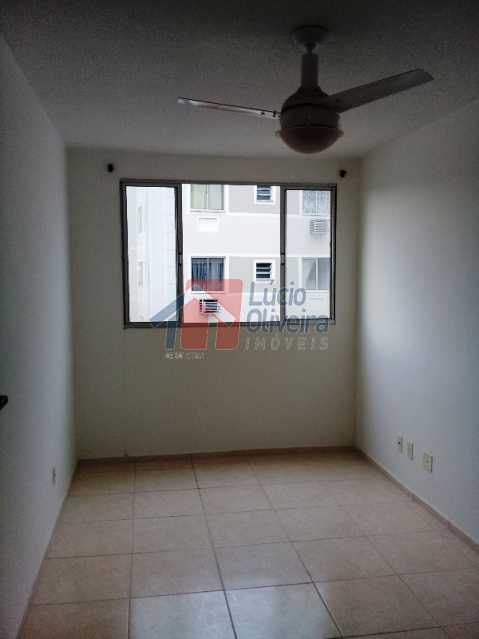 1  Sala - Apartamento À Venda - Cordovil - Rio de Janeiro - RJ - VPAP20982 - 1