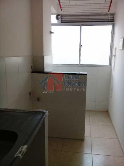 12 Cozinha - Apartamento À Venda - Cordovil - Rio de Janeiro - RJ - VPAP20982 - 14