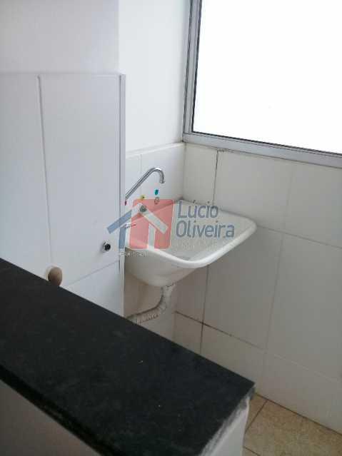 13 Cozinha àrea - Apartamento À Venda - Cordovil - Rio de Janeiro - RJ - VPAP20982 - 15