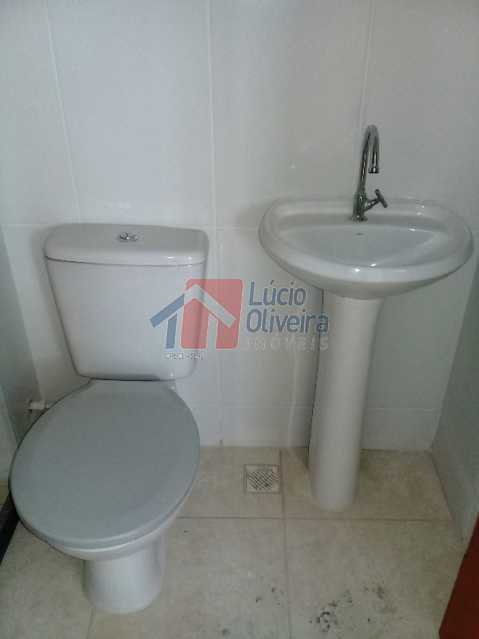 15 Banheiro 2 - Apartamento À Venda - Cordovil - Rio de Janeiro - RJ - VPAP20982 - 17