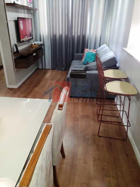 1 SALA - Espetacular Apartamento, 2 quartos. Ac. Financiamento. - VPAP20984 - 3