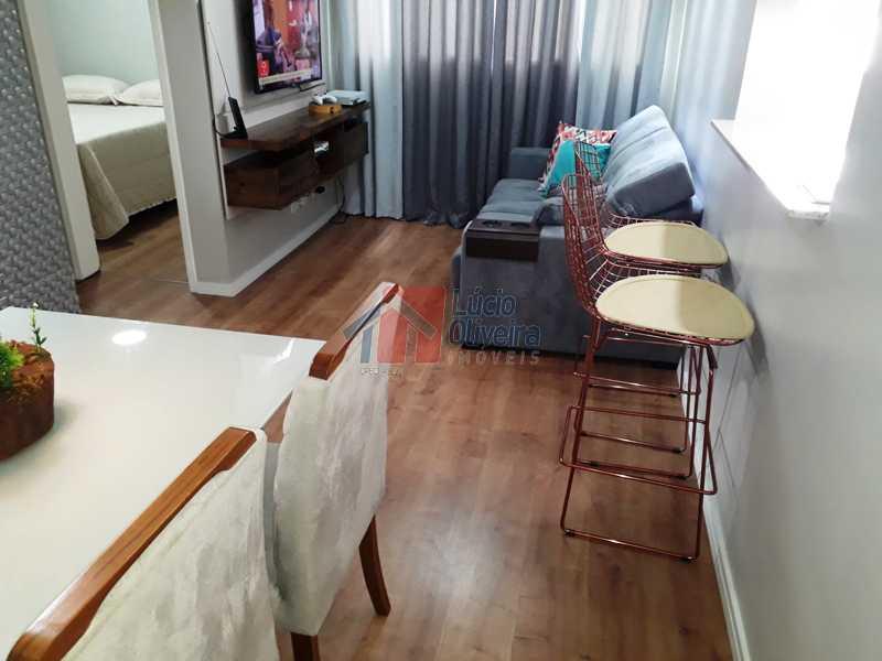 3 SALA - Espetacular Apartamento, 2 quartos. Ac. Financiamento. - VPAP20984 - 5