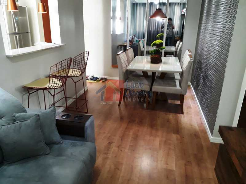 4 SALA - Espetacular Apartamento, 2 quartos. Ac. Financiamento. - VPAP20984 - 6