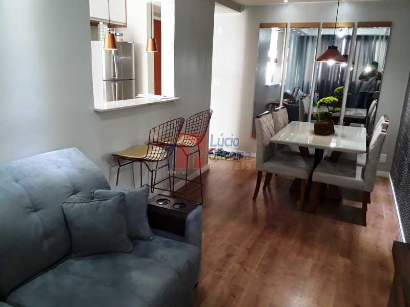 5 SALA - Espetacular Apartamento, 2 quartos. Ac. Financiamento. - VPAP20984 - 1