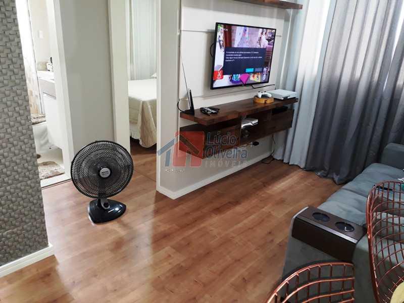 7 SALA - Espetacular Apartamento, 2 quartos. Ac. Financiamento. - VPAP20984 - 8