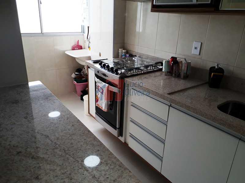 14 COZINHA - Espetacular Apartamento, 2 quartos. Ac. Financiamento. - VPAP20984 - 15