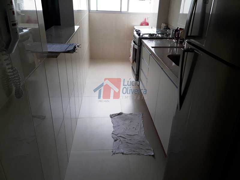 17 COZINHA - Espetacular Apartamento, 2 quartos. Ac. Financiamento. - VPAP20984 - 18