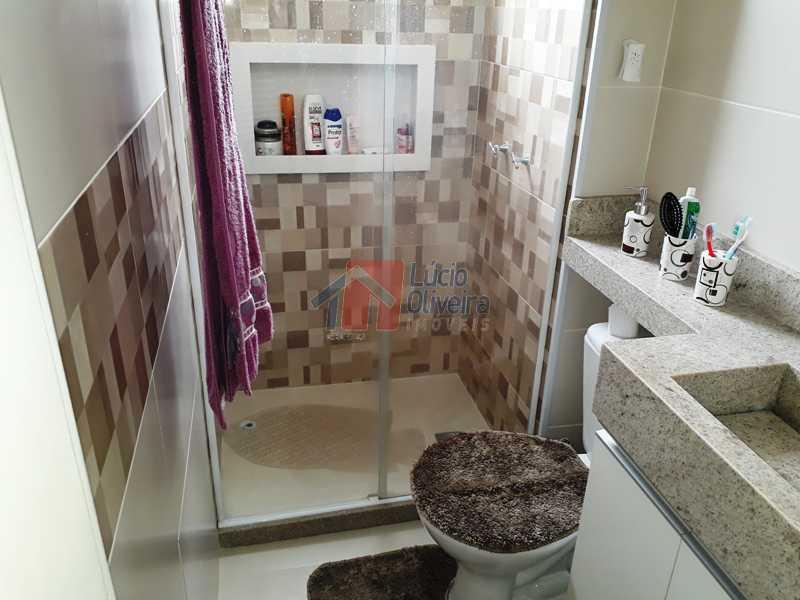 19 BANHEIRO - Espetacular Apartamento, 2 quartos. Ac. Financiamento. - VPAP20984 - 20