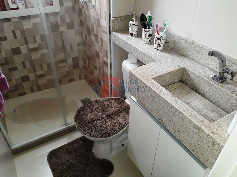 20 BANHEIRO - Espetacular Apartamento, 2 quartos. Ac. Financiamento. - VPAP20984 - 21