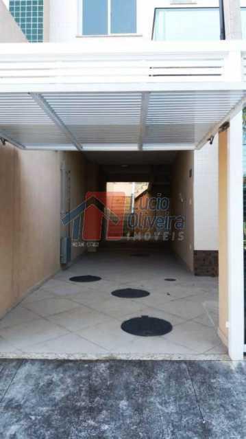 2-entrada Principal - Apartamento À Venda - Vila Kosmos - Rio de Janeiro - RJ - VPAP20987 - 3