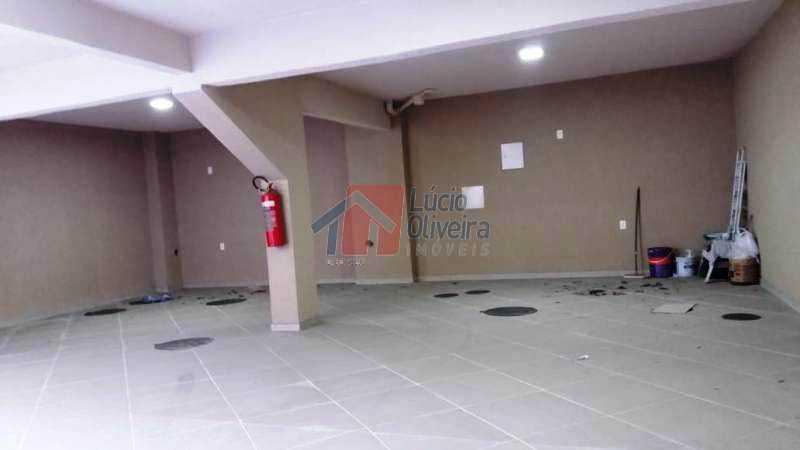 4- Garagem - Apartamento À Venda - Vila Kosmos - Rio de Janeiro - RJ - VPAP20987 - 5