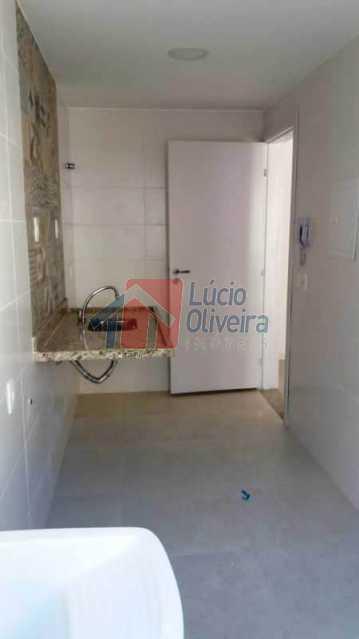7-cozinha - Apartamento À Venda - Vila Kosmos - Rio de Janeiro - RJ - VPAP20987 - 8