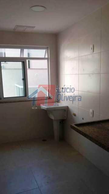 8-área de serviço - Apartamento À Venda - Vila Kosmos - Rio de Janeiro - RJ - VPAP20987 - 9