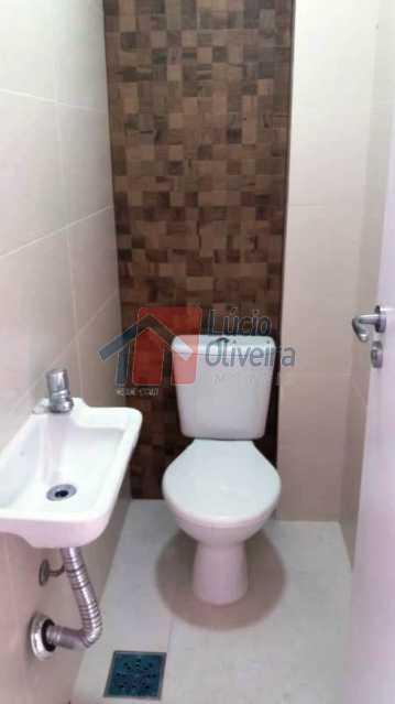 9-Lavabo - Apartamento À Venda - Vila Kosmos - Rio de Janeiro - RJ - VPAP20987 - 10