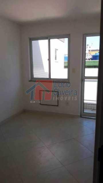 11- quarto - Apartamento À Venda - Vila Kosmos - Rio de Janeiro - RJ - VPAP20987 - 12