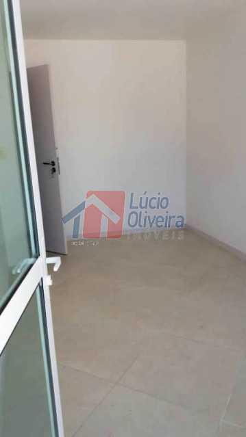 13-outra dimensão do quarto - Apartamento À Venda - Vila Kosmos - Rio de Janeiro - RJ - VPAP20987 - 14