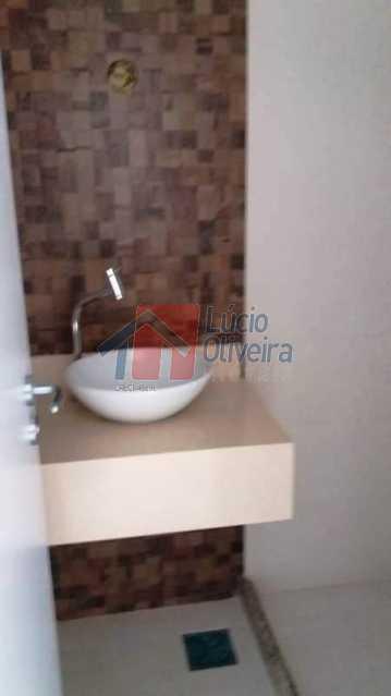 17-Banheiro social - Apartamento À Venda - Vila Kosmos - Rio de Janeiro - RJ - VPAP20987 - 18
