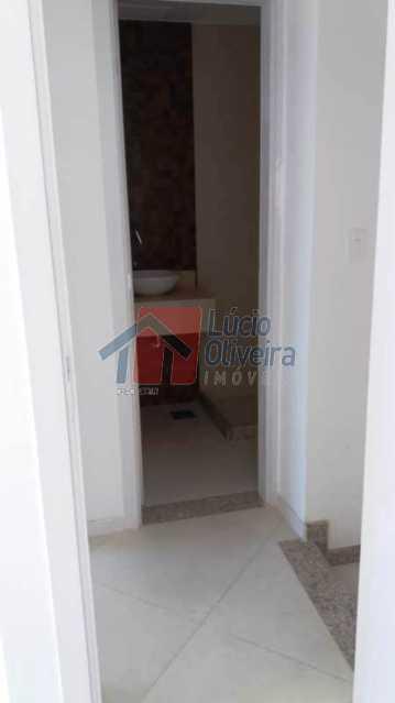 18-outra dimensão banheiro so - Apartamento À Venda - Vila Kosmos - Rio de Janeiro - RJ - VPAP20987 - 19