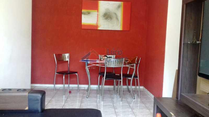 1 sala - Apartamento À Venda - Jardim América - Rio de Janeiro - RJ - VPAP20991 - 1
