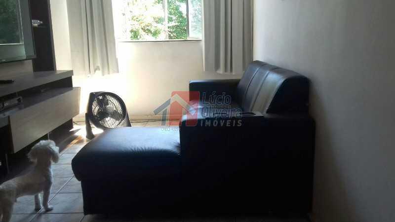 2 sala - Apartamento À Venda - Jardim América - Rio de Janeiro - RJ - VPAP20991 - 3