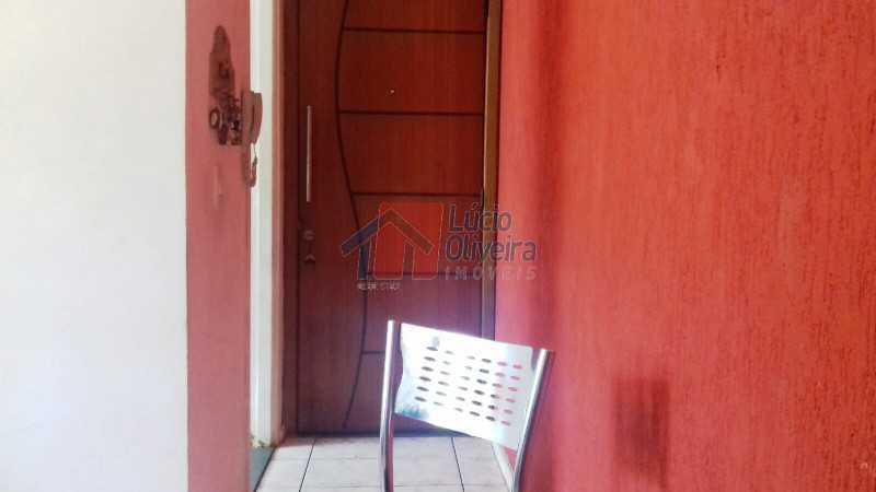 3 hall - Apartamento À Venda - Jardim América - Rio de Janeiro - RJ - VPAP20991 - 4