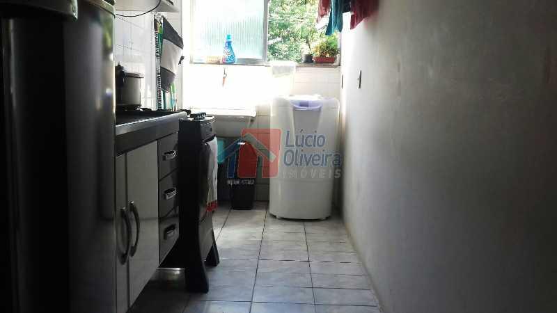 7 cozinha - Apartamento À Venda - Jardim América - Rio de Janeiro - RJ - VPAP20991 - 8
